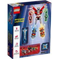 LEGO Ideas Voltron 21311 Box Back