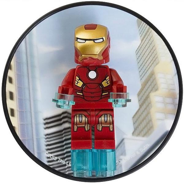 LEGO Iron Man Magnet 850673