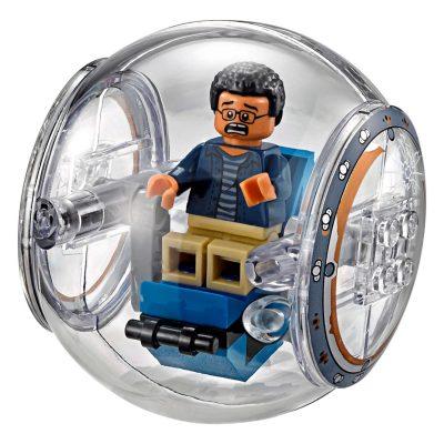 LEGO Jurassic World Gyrosphere