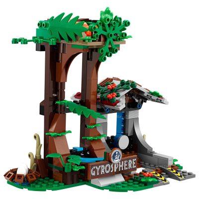 LEGO Jurassic World Gyrosphere Launcher