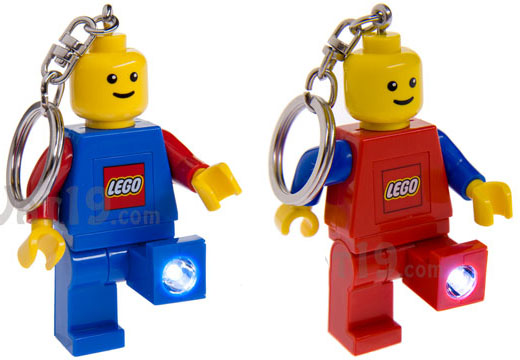 LEGO Keylight Keychain
