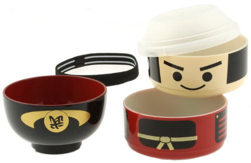LEGO Kotobuki Samurai Warrior Bento Set