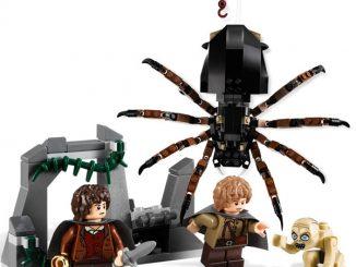 LEGO LOTR Shelob Attacks