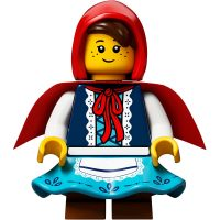 LEGO Little Red Riding Hood Minifigure