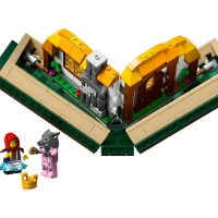 LEGO Little Red Riding Hood Scene Mini-Figures