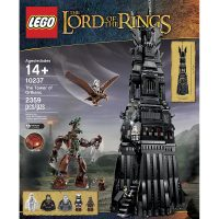 LEGO Lord of the Rings Tower of Orthanc Set 10237