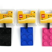 LEGO Luggage Tags