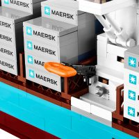 LEGO Maersk Line Triple E Container Vessel 10241