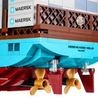 LEGO Maersk Line Triple E Vessel