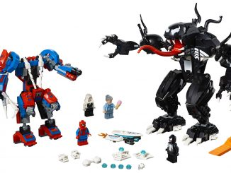 LEGO Marvel Spider Mech vs. Venom