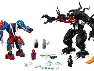 LEGO Marvel Spider Mech vs. Venom
