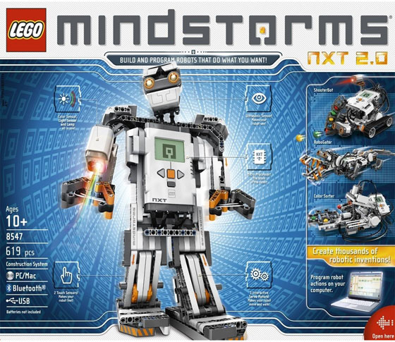 LEGO Mindstorms NXT 2.0 Robotics Kit
