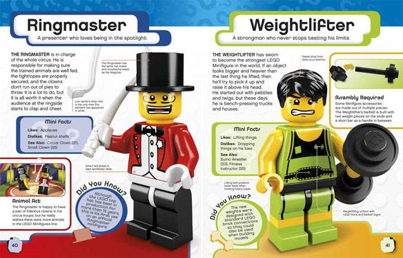 LEGO Minifigures Encyclopedia