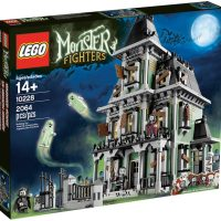 LEGO Monster Fighters #10228