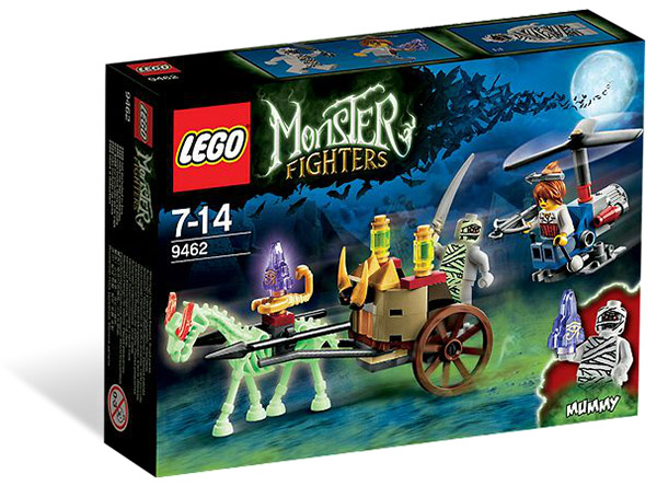 LEGO Monster Fighters The Mummy #9462