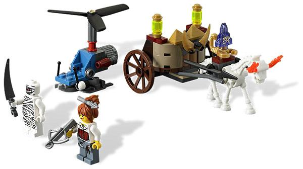 LEGO Mummy Set
