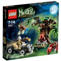 LEGO Monster Fighters The Werewolf