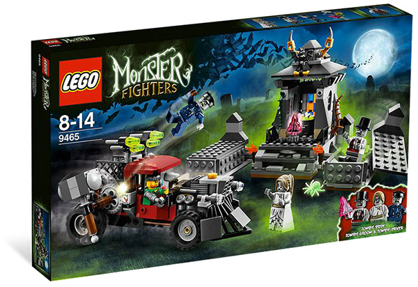 LEGO Monster Fighters The Zombies 9465