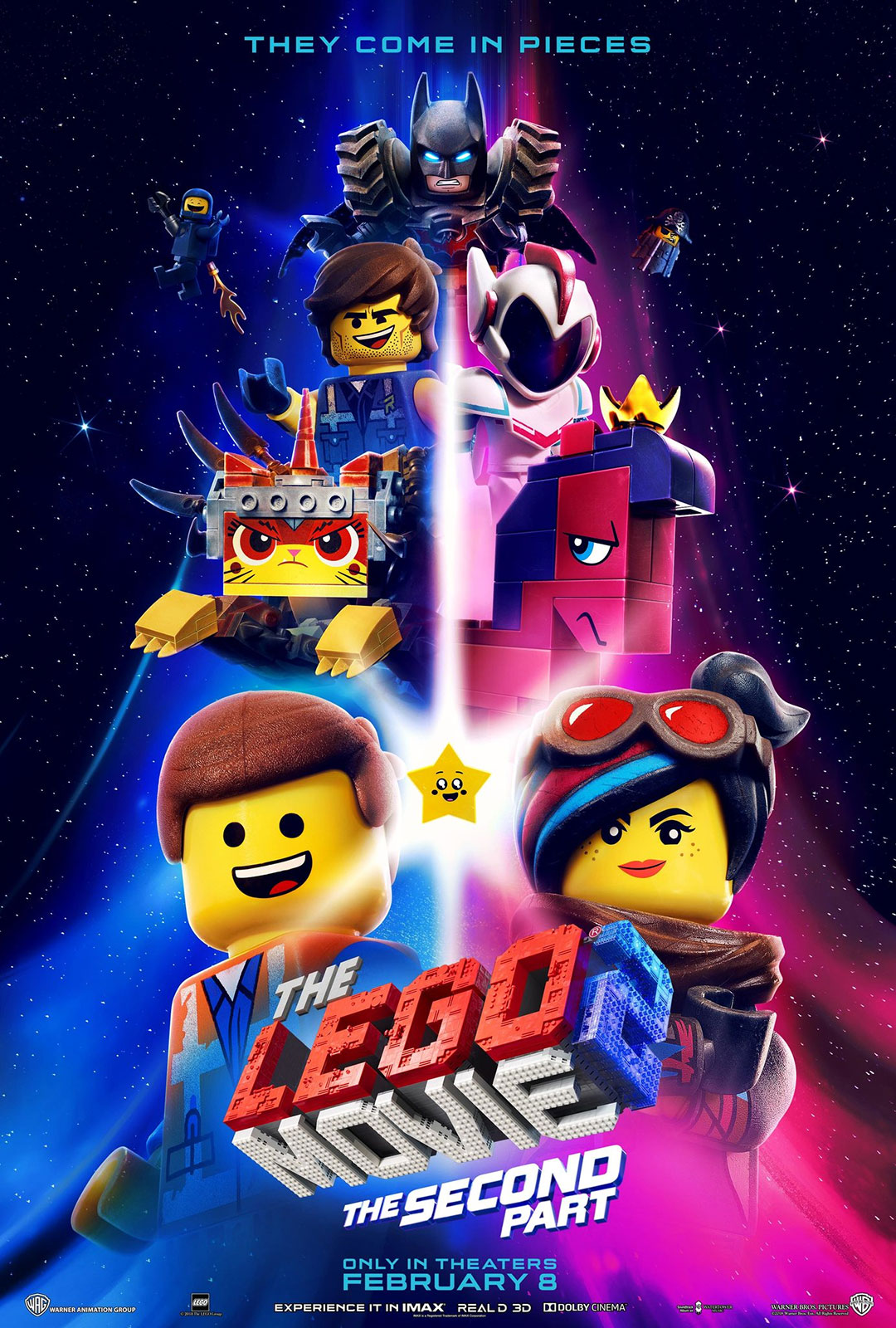LEGO Movie 2: The Second Part Poster