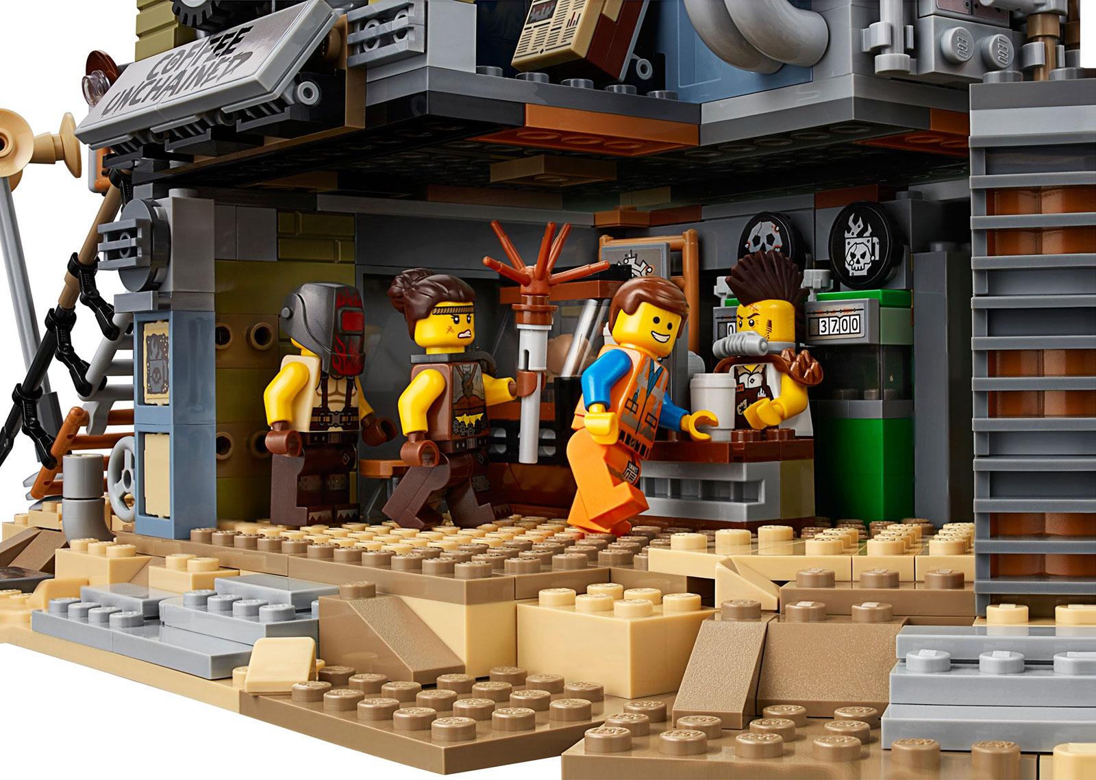 LEGO Movie 2: Welcome to Apocalypseburg! #70840