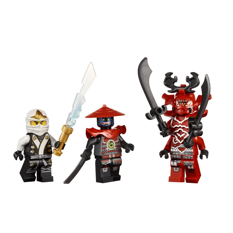 Lego Ninja Toys : Lego ninjago garmatron