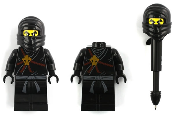 LEGO Ninjago Retractable Pen