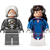 LEGO Overwatch D.Va & Reinhardt Mini-Figures