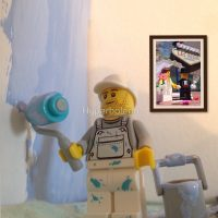 LEGO Painter Decorator