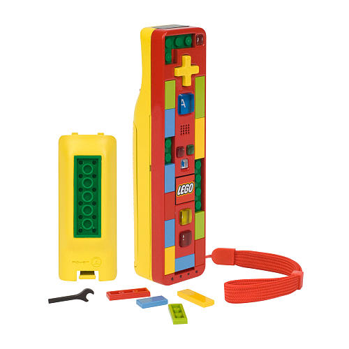 LEGO Play and Build Remote for Nintendo Wii2