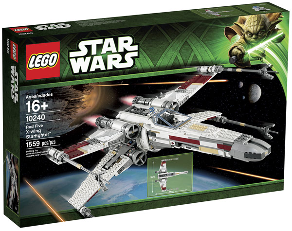 LEGO Red Five X Wing Starfighter