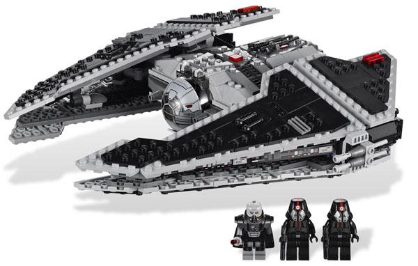 LEGO Sith Fury-class Interceptor #9500