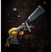 LEGO Star Gazing