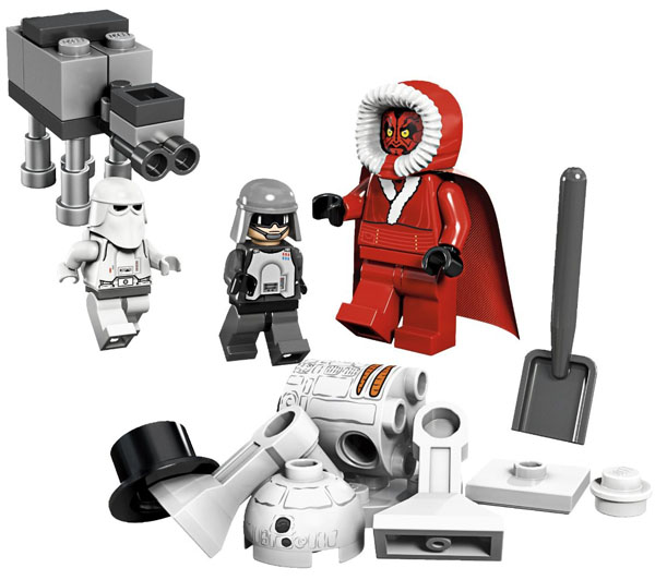 LEGO Star Wars Advent Calendar 2012