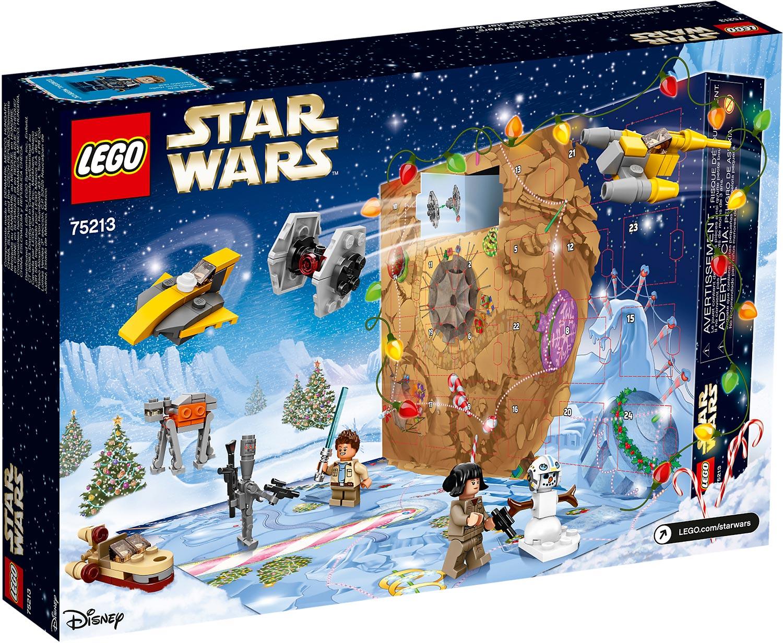 Lego star wars advent calendar 2018 - Croiseur interstellaire star wars lego ...