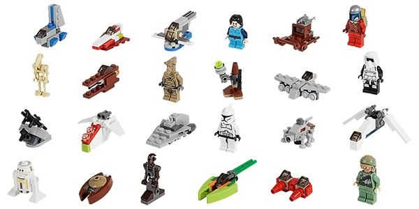 LEGO Star Wars Advent Calendar #75023