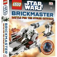 LEGO Star Wars Battle for Stolen Crystals Brickmaster Book and Toy Set
