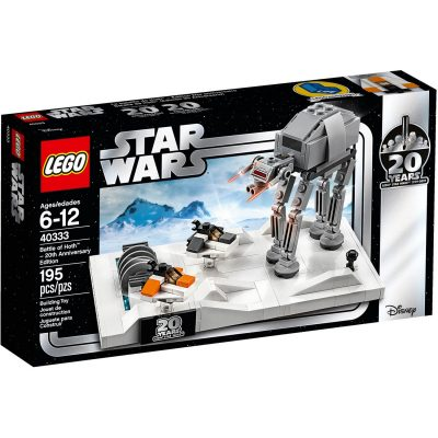 LEGO Star Wars Battle of Hoth Box