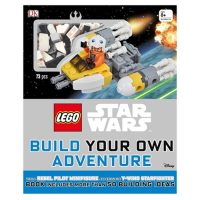 LEGO Star Wars Build Your Own Adventure Hardcover Book