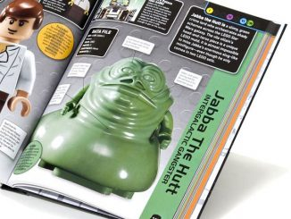 LEGO Star Wars Character Encyclopedia Book