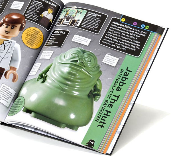 LEGO Star Wars Character Encyclopedia Book