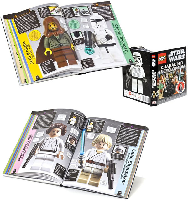 LEGO Star Wars Character Encyclopedia Guide