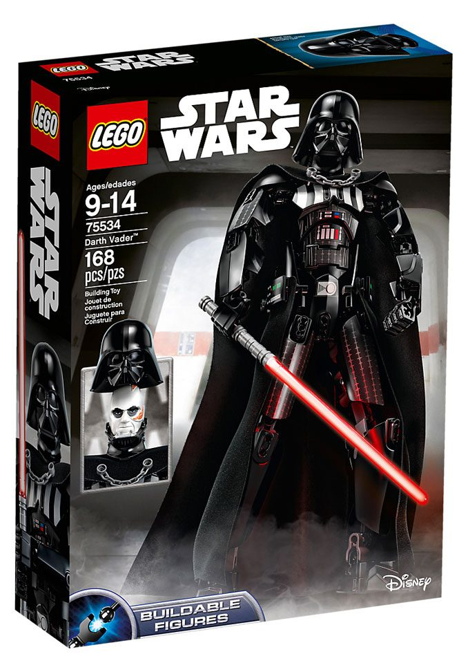 LEGO Star Wars Darth Vader Set 75534
