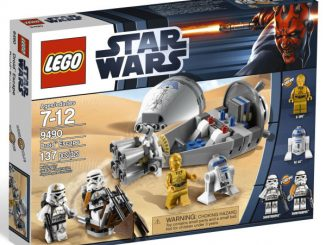 LEGO Star Wars Droid Escape
