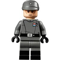 LEGO Star Wars Imperial Officer Minifigure