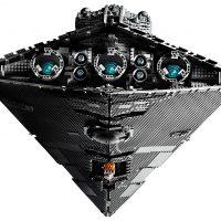 LEGO Star Wars Imperial Star Destroyer Back