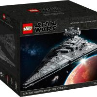 LEGO Star Wars Imperial Star Destroyer Box