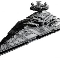 LEGO Star Wars Imperial Star Destroyer Ship