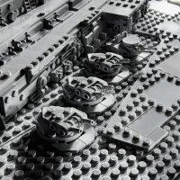 LEGO Star Wars Imperial Star Destroyer Turrets