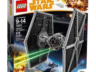 LEGO Star Wars Imperial TIE Fighter $75211