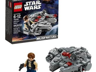 LEGO Star Wars Microfighters 75030 Millennium Falcon